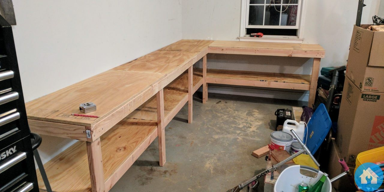 How to design and build the perfect workbench