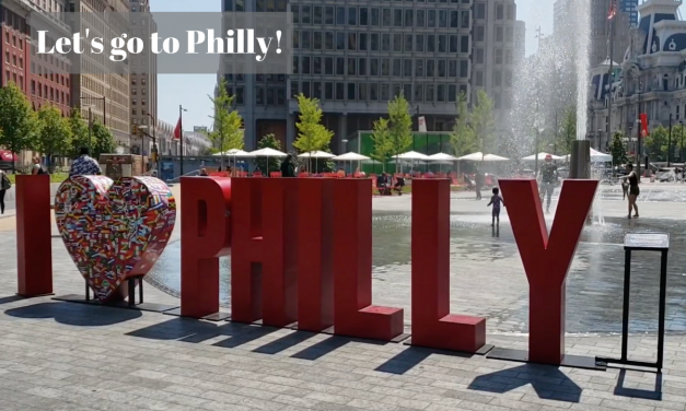 Let's go to Philly!