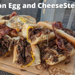 Bacon Egg and CheeseSteaks