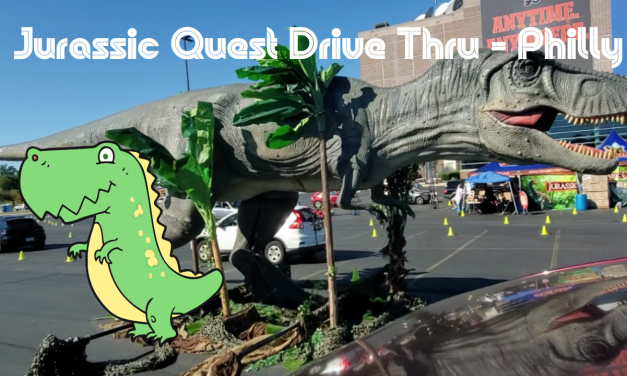 Jurassic Quest Drive Thru – Philly